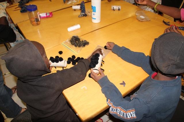Making black sheep
